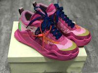 Designer Männer und Frauen High Top Sneakers Casual und Komfortable Leder Atmungsaktive Turnschuhe Paar Schuhe Größe 36-45
