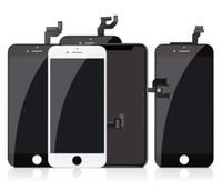 لوحات اللمس الهاتفية درجة شاشة AAA لفون 5 5S SE 6 6S 7 8 زائد شاشة LCD مع 3D قوة محول الأرقام الجمعية
