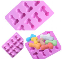 Originality Sile Mold Ice Cube Molds Funny Chocolate Moulds ...