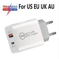 QC 3.0 PD 18 W Hızlı Şarj Hızlı Şarj USB Tipi C Duvar Şarj Fiş Telefon için 12 XR Not 10 20