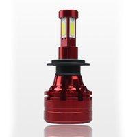 LED CANBUS H7, H11 / H8 / H9,9005 / HB3 / H10 H4 9006 / HB4 LED 헤드 라이트 전구 40W 8000LM 자동차 조명 미니 터보 LED 9007 / HB5 H13 / 9008 자동차 LAM