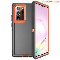 Defender Designer Phone Case para Samsung Nota 20 Hybrid Robot Case Robô para Samsung S10Plus Nota 10+ Samsung Celular Celular Capa