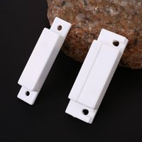 Draht-Tür-Fenster-Sensor Magnetschalter Sensor Home Alarm Sicherheit Anti-Dieb Fenster Alarm Detector 100V Türkontakt