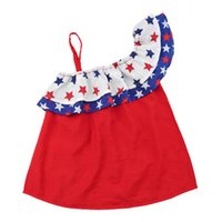 Menina, estilingue, impressão, vestidos, bebê menina, roupa, bandeira americana, independência, dia nacional, dia, 4, julho, menina, menina, sling stars saia