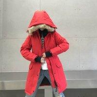 Canadá invierno mejor vendedor mujer lujos diseñadores ropa animal patrones animales damas con capucha chaqueta hacia abajo mujer ropa exterior abrigos tamaño grande xxl