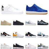 Nike Air Force 1 Avoir une armée de l'air bon jeu hommes les femmes réagissent dunk chaussures de sport léger os bleu Astronomy Cactus mens Jack formateur espadrilles 36-45