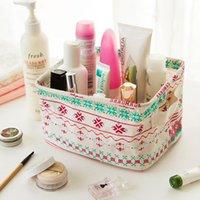 Cosmetische tassen gevallen mode handige opvouwbare opbergdoos tas voor beha ondergoed stropdas sok sieraden organisator schoonheid case