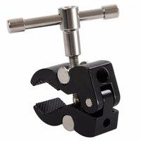 Lega di alluminio grande foto studio accessori per frizione magica braccio di attrito super gran clip clip articoling clip1