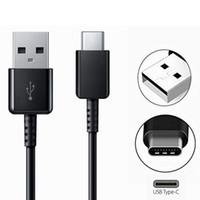 S10 USB لنوع C الشحن السريع كابل لسامسونج S10 مزامنة بيانات شاحن غالاكسي A50s S9 + S10 S20 + + A70 A71 A80 S8 ملاحظة 9 10 20