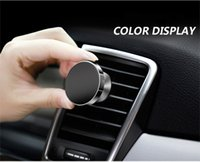 Universal Car Holder Air Vent Mount Magnetic Car Phone Holde...