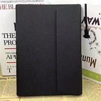 Couverture en cuir noir de luxe Notepads Agenda Remarque à la main Book Classical Cahier de périodiques Diary Période de conception avancée Notebook 5A