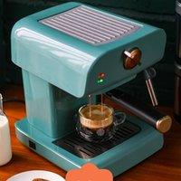 Kaffeemaschinen Kleiner italienischer Barista 20bar Automatischer Espresso-Cappuccino Latte Maschinenhersteller Home