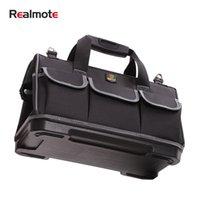 سعة كبيرة أداة حقيبة الأجهزة المنظم حزام كروسبودي حزام الرجال حقائب السفر البراغي مجموعة أدوات كهربائي نجار حقيبة يد حقيبة LJ201114