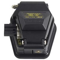 광섬유 장비 SKL-6C Cleaver 케이블 커팅 나이프 FTFIBER 도구 커터 클라버 16 표면 블레이드