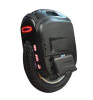 2020 Dernier Gotway Msupper X PRO 100V / 1800Wh monocycle électrique MSP Monowheel One Wheel Scooter 2500W 70km / H + Haut-parleur Bluetooth