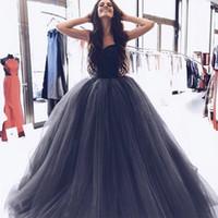 Navy bleu quinceanera robes robes de ballon 2020 doux 16 robes de bal paillettes Top debutante robes de débutante plus Taille Vestidos de 15