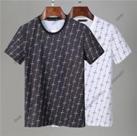 Ankunft Sommer 2020 Neue Designer T-shirts Herren Kleidung T-shirt Brief Druck Casual T-Shirt Frauen Luxus T-Shirt Kleid Tee Tops