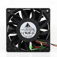 Productos de calidad Delta 12038 Bola dual 12 cm Violencia Ventilador de enfriamiento 12V 3.9A TFC12DE -5B66 120x120x38mm Funda de servidor Cooler1