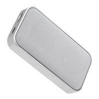 Altavoz Bluetooth BT209 AEC inalámbrico portátil Mini Estilo de bolsillo Música caja de sonidos de la caja acústica con micrófono Soporte de tarjeta TF