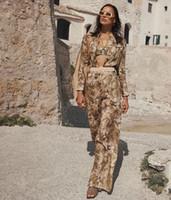 Das neue australische beliebte Logo Kokos Wind zweiteiliges Kleid für Herbst 2020