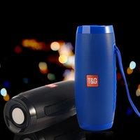 سماعات بلوتوث اللاسلكية المتكلم المحمولة بلوتوث قوية عالية بومينغ مربع باس ايفي TF راديو FM مع ضوء LED