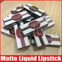 Beauty lip makeup labelo labelo batom líquido batom lábios duradouro fosco mate lustroso lipgloss 10 cores