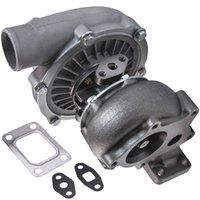 T3 / T4 T04E Turbo T3 Universal bride 5 boulons bride de sortie turbocompresseur d'échappement chaud vente turbo