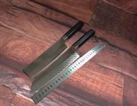 Shun Dao: Dual-Core-8-inch-Kiritsuke VG0017 G10 Griff 6 inches