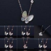 Y32u Подвеска подвесных колец ожерелье серьги невесты ювелирные изделия для серебряных серебряных цепей ожерелье подвеска для женских женских женских драгоценных камней лебедь