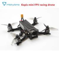 بدون طيار Holybro Kopis Mini FPV Racing Drone 148.6mm 3 بوصة إطار F7 FC System RC QuadCopter PNP BNF اختياري