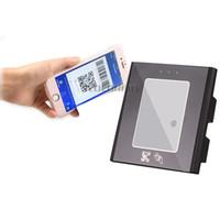 스마트 QR 코드 판독기 125KHz로의 ID / IC 13.56MHz의 액세스 제어 카드 리더 2D QR 코드 스캐너로 출력 34분의 26 캔 갠드