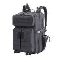 backpacking Packs backpack bag 3P rucksack Molle Bag Sport Bag cycling fishing sport climbing  trekking Hiking Outdoor Bags Tactical