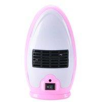 Estufa Calentador eléctrico de mini ventilador de escritorio del hogar del calentador Estufa Radiador de calefacción Radiador Calentador Máquina para el personal del espacio más cálido