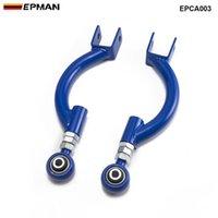 EPMAN - Kit de braço de controle de cambagem superior ajustável traseiro para 95-98 Nissan S14 Skyline GTR R33 EPCA003