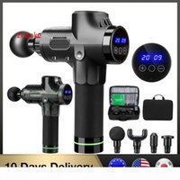 High frequency Massage gun muscle relax body relaxation Electric massager with portable bag for fitness Phoenix A2850