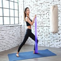 Elastic Resistance Band Yoga Tension Strap with Strength Training Stretch Latex Pull Rope Pull Paster Gym Fitness Equipment Belt