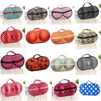 Underwear Storage Bag Box Protect Bra Organizer Container Underwear Case Travel Portable Women Bra Storage Case FY6190