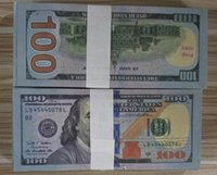 USA DOLLARS PROP MODEL MOBILE Banknote Papier Neuheit Spielzeug 20 50 100 Dollar Währung Party Fake Geld Kinder Geschenk Spielzeug Banknote 18