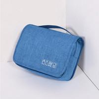 المرأة الأعمال التجارية حقيبة التخزين ماكياج التخزين غسل شنقا جدار نوع حقيبة مستحضرات التجميل المنظم مع نمط مختلف 13 5GM J1