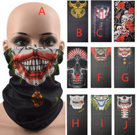 DHL, Fedex, TNT, UPS Outdoor Cycling Magic scarf Seamless Face...