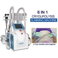 Cryolipolysis 바디 슬리밍 기계 2021 Cryolipolyse 체중 무게 부동액 멤브레인 냉동 지방 장비 의료 의료 승인