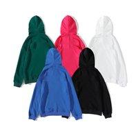Herren Hoodies Herren Luxus Hoodie Street Hip Hop Baumwolle Hohe Qualität Lose Fit Womens Luxus Hoodie Sweatshirt Q01