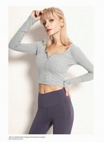 Lu Mujeres Yoga Sudaderas Cintura alta Gimnasio Gimnasio Desgaste Color Transpirable Stretch Stretch Streted Skinny Camisetas Mujeres Atlético Joggers VFU 035Q