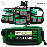 Bearhoho Handy Handy Atmage Atmag Сумка облегченная чрезвычайная медицинская помощь на открытом воздухе Автомобильная багажная школа Hiking Survival Kits Y200920