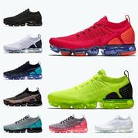 2020 Mejor calidad Mosta Punto 2.0 Zapatillas para hombre para hombres Mujeres Vamaxpor Red Orbit Volt MOC TN TN White Black Gold Trainers Sneakers