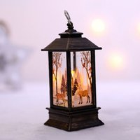 미니 크리스마스 불꽃 바람 조명 장식 LED 조명 촛대 빛 3 * LR44 버튼 배터리