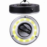 Lanternas portáteis LED camping de emergência luz desgaste desgaste anti-outono ipx4 impermeável para mochila ao ar livre caminhadas home1
