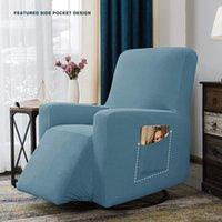 스트레치 리클 라이너 의자는 빨 수있는 자카드 패브릭 비 슬립 소파 슬립 커버 방수 모든 포함 시트 커버 201221