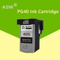 Cartucce d'inchiostro 1 Black PG40 CL41 Cartuccia per Canon PG 40 cl 41 PG-40 PIXMA IP1800 IP1200 IP1900 IP1600 MX300 MX310 MP160 Stampante MP140 MP140