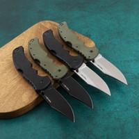 Newest Recon 1 G10 MANGO MARCA CTS XHP Blade Plegable Pocket Survival Survival EDC Herramienta Cocina Caza Táctica Cuchillo al aire libre